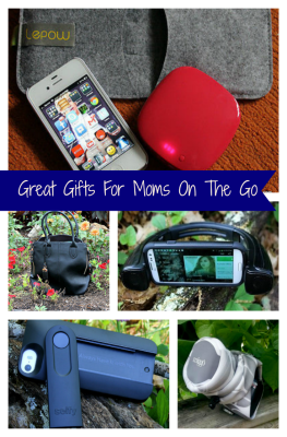 Great Gifts For Moms On The Go Pin