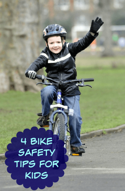 Protect Kids When Bike Riding