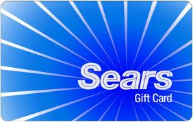 Weekly Sears Gift Card Giveaway