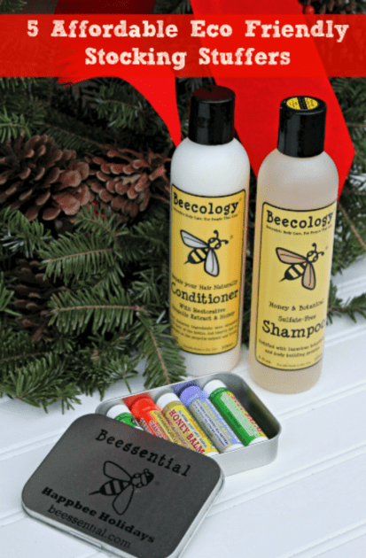 5 Affordable Eco Friendly Stocking Stuffers