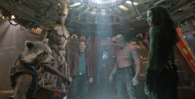The New Marvel Dream Team Is Guardians Of The Galaxy