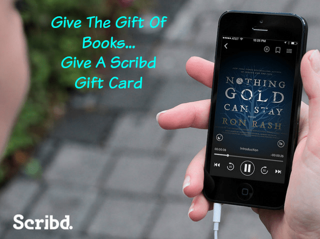 Scribd Makes The Perfect Last Minute Gift Idea For Bookworms #HolidayReads