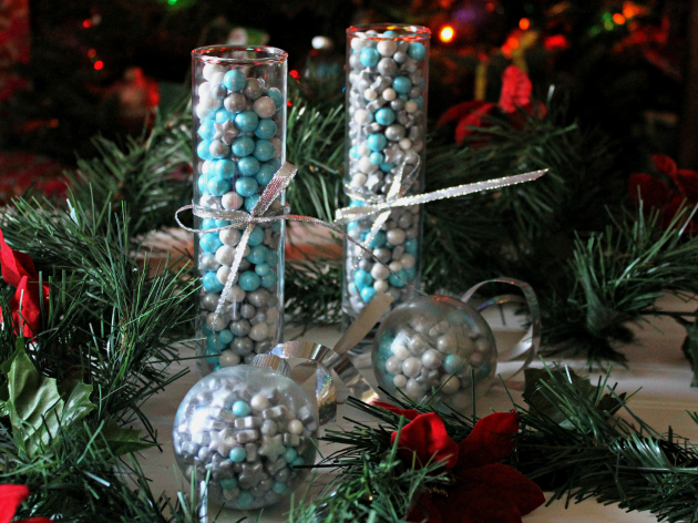 Three Unique Christmas Table Decoration Ideas #SweetWorksHoliday