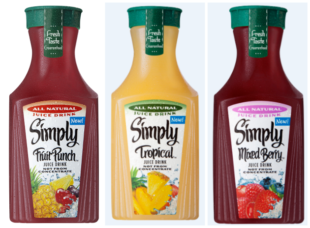#ad Three Benefits Of Drinking Fruit Juice Daily #SimplyJuiceDrinks