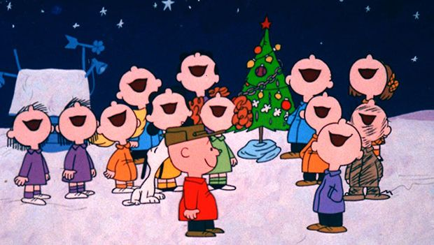 Behind The Scenes Of The Charlie Brown Christmas TV Special #CBXmas
