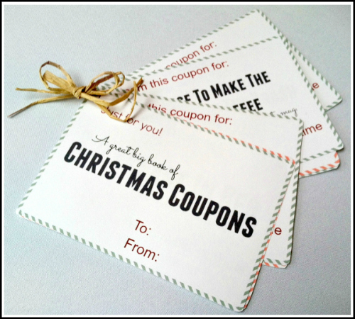 Save 10% On K-Cups With Free Printable Christmas Coupon Book