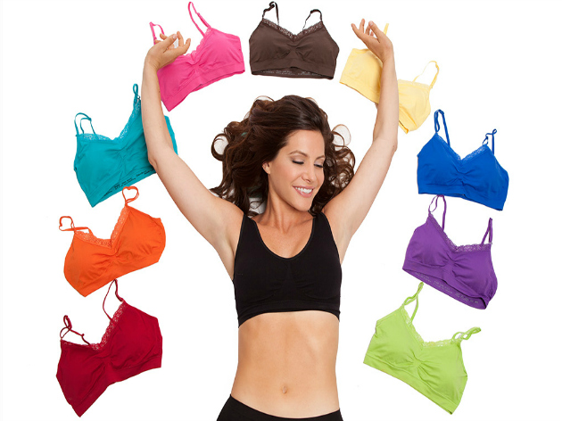 Are You Wearing The Wrong Size Bra?