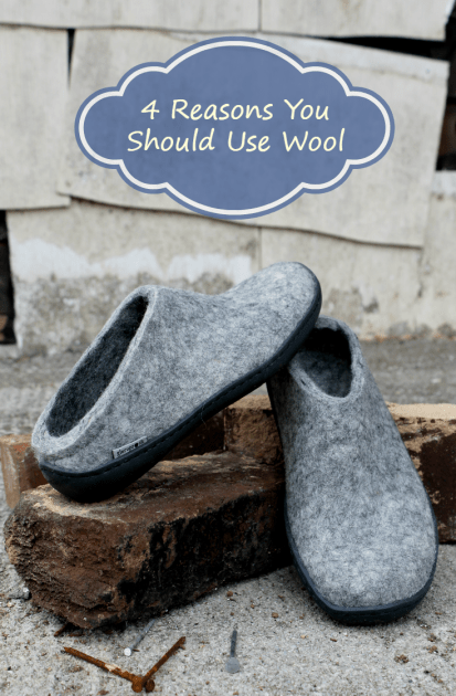 4 Reasons You Should Use Wool