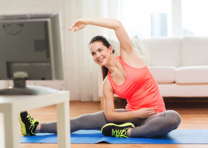4 Easy and Fun Workouts for the Lazy at Home