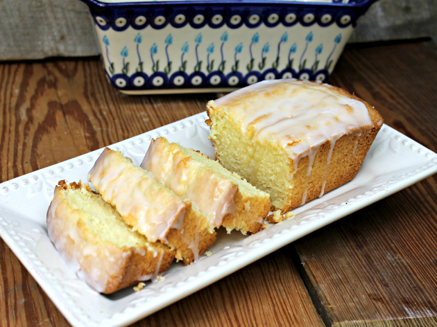 Copycat Starbucks Lemon Loaf Recipe
