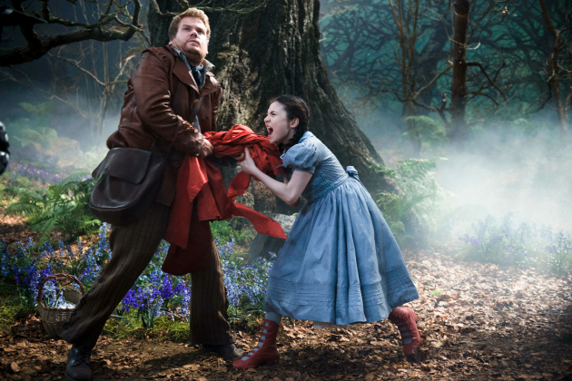 Into The Woods Is Magical, Mysterious and Mezmerizing