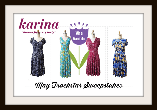 Karina Dresses May #Frockstar Sweepstakes