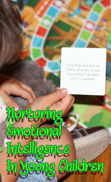 Nurturing Emotional Intelligence