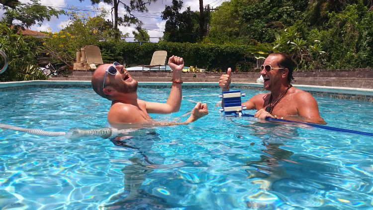 Maintaining A Pool In Florida In 4 Easy Steps #HTHPoolCare