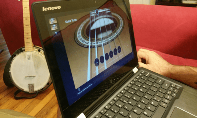 using computer for music