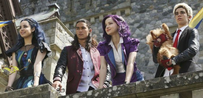Disney's Descendants on DVD