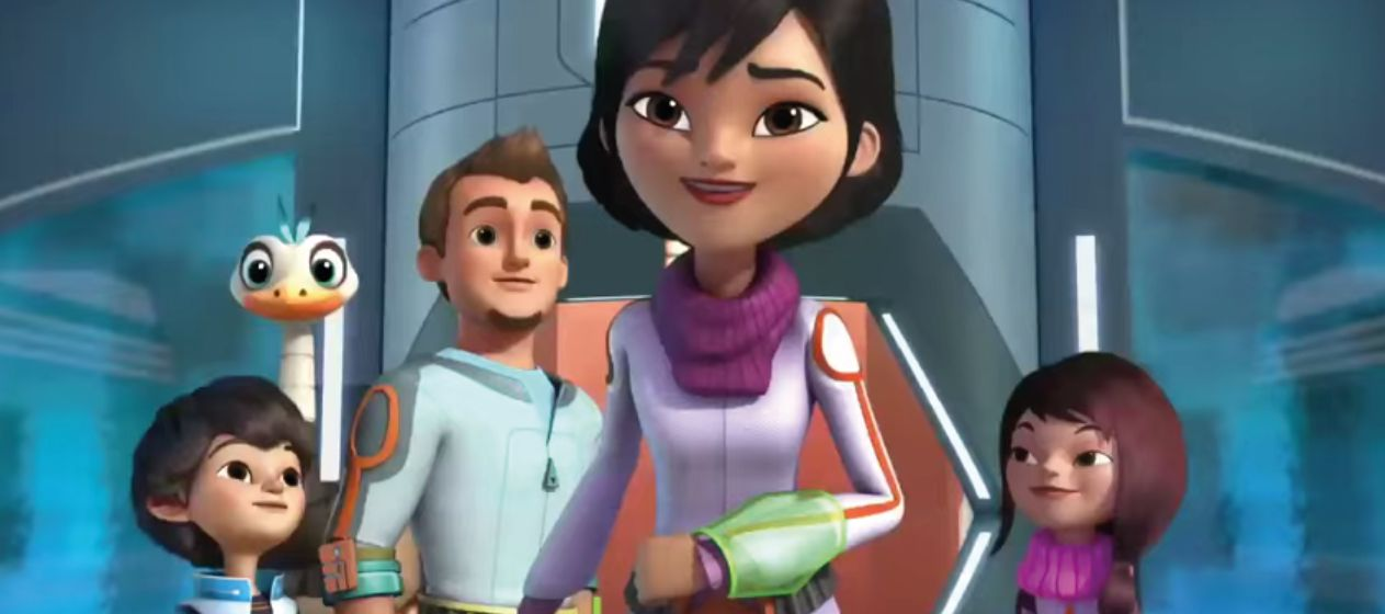 Disney's Miles From Tomorrowland: Let's Rocket on DVD