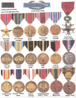 My medals