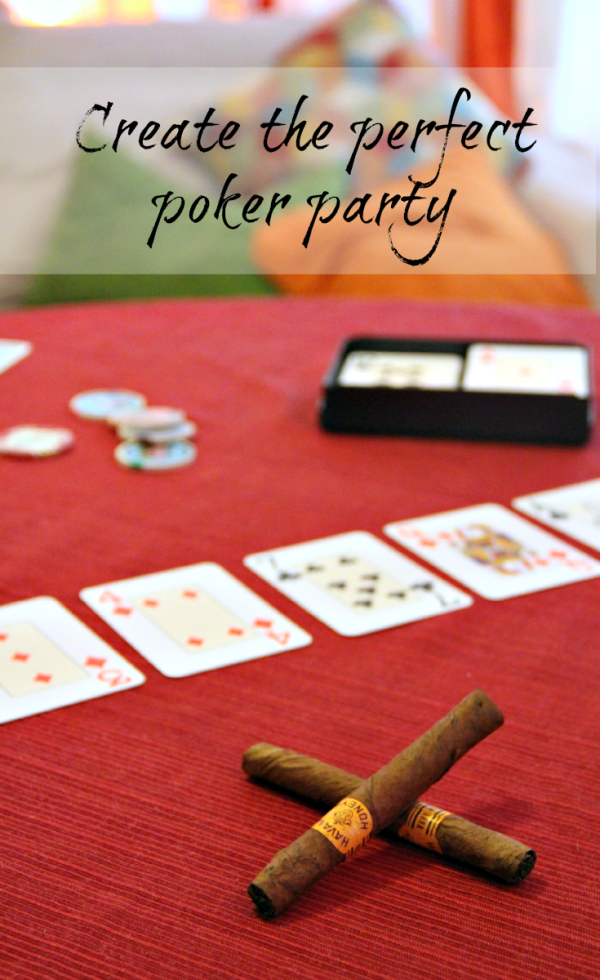 perfect poker party