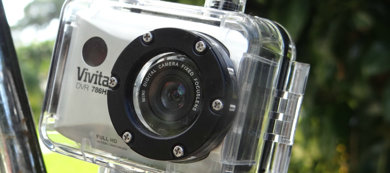 3 Perspectives Of The Action Video Camera