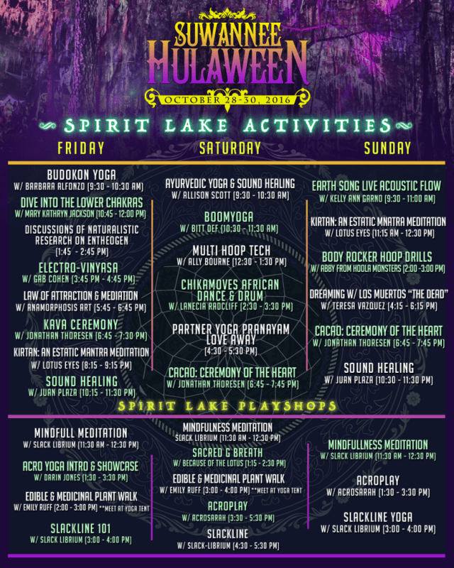 hulaween workshop 2017