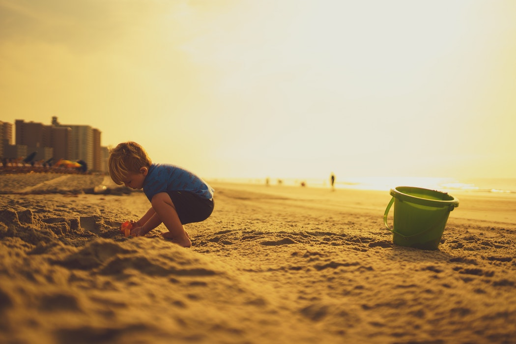 Tips for Enjoying the Beach with Kids