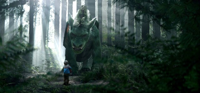 pete's dragon.