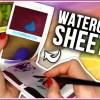 Watercolor sheets