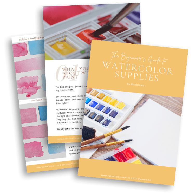Watercolor Supplies Guide