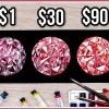 expensive vs cheap art supplies