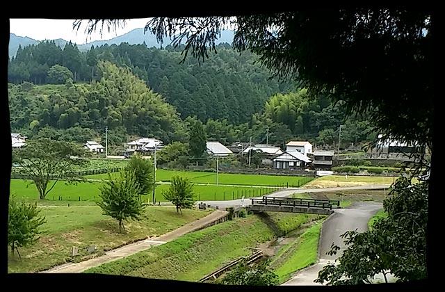 良い田舎風景