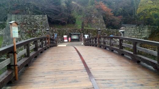 彦根城の橋