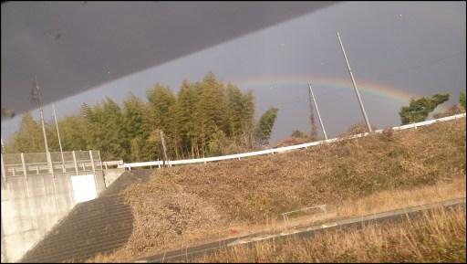 出張先の虹04