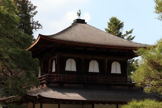 銀閣寺の正面01