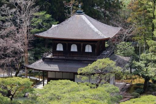 銀閣寺を展望台より01