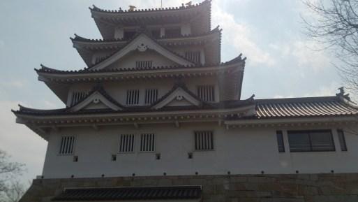 墨俣城の城02
