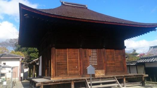 曼荼羅寺の最古の地蔵堂