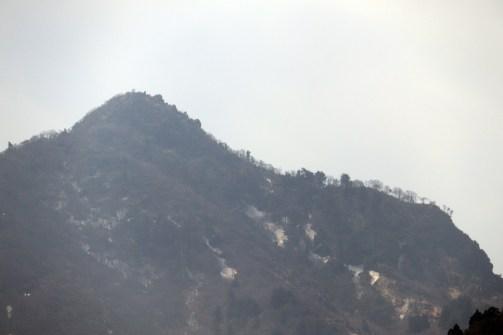 御在所3のロープから山々を撮影02