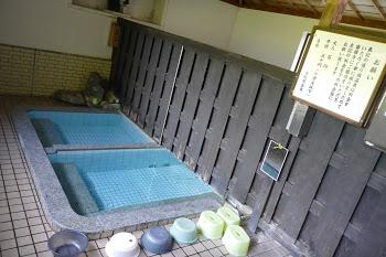 寺尾野温泉はちょうどよいぬる湯