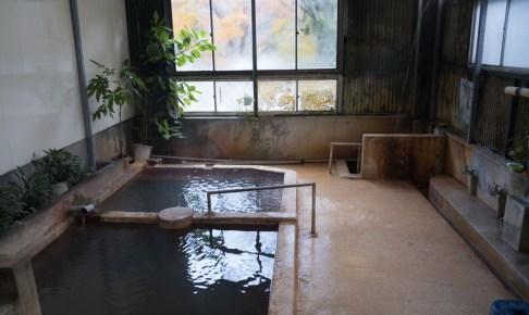 妙見安楽温泉、楽園荘の湯