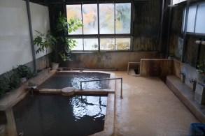 楽園荘の大浴場