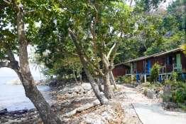 Tioman ティオマン島の宿とスノーケリング