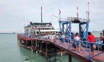 パンガン島へ行き方 Koh Phangan