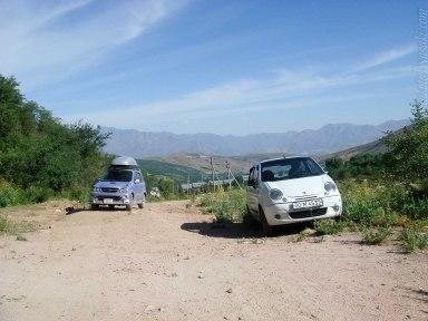 ウズベキスタン、タシケント郊外