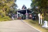 Huai Nam Dang National Park を出ると、Paiまで良い道路20km