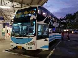 バンコクに朝着いてドンムアン空港に夜行くなら