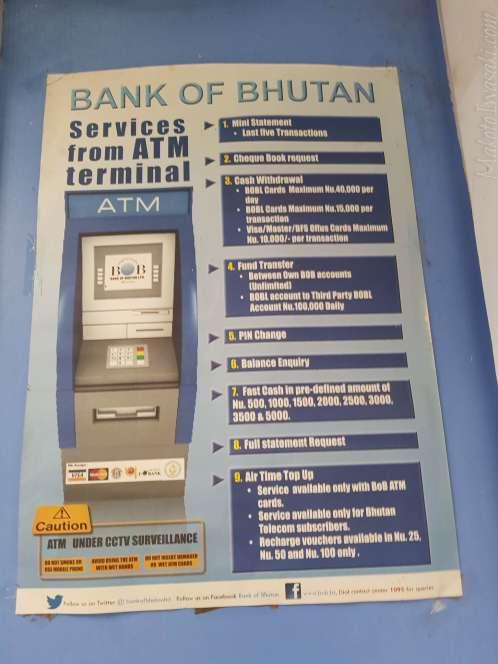 プンツォリング のバスターミナル、時刻表
