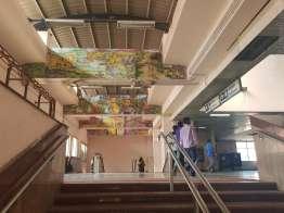 Ramakrishana Asharm Marg Metro Station