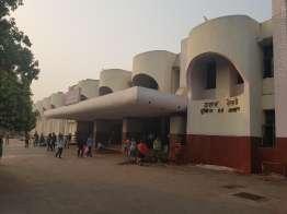 Moradabad 駅