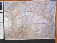 ホテルの地図